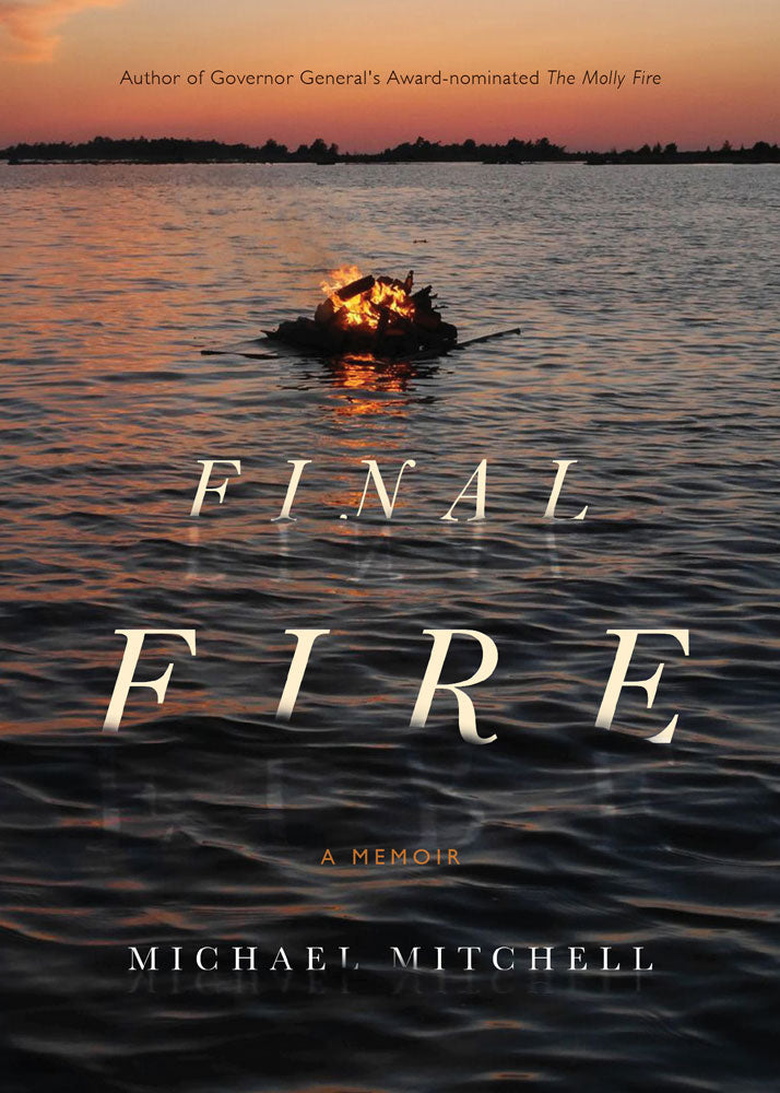Final Fire by Michael Mitchell, ECW Press