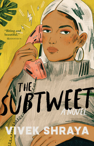 The Subtweet by Vivek Shraya, ECW Press