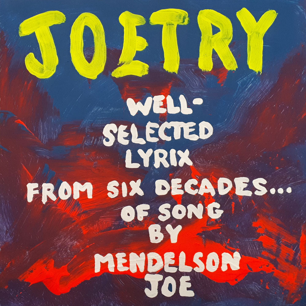 Joetry by Mendelson Joe, ECW Press