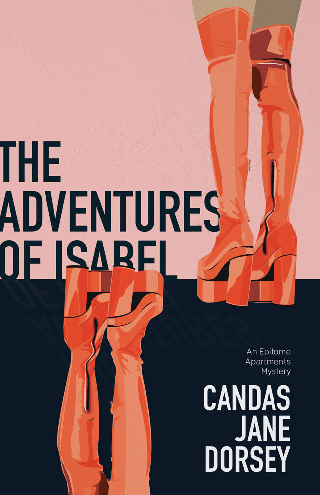 The Adventures of Isabel by Candas Jane Dorsey, ECW Press