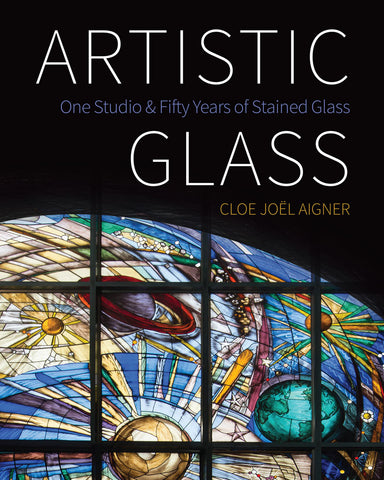Artistic Glass by Cloe Joël Aigner, ECW Press