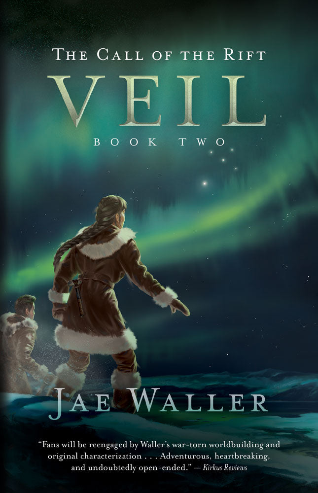 Call of the Rift: Veil, The by Jae Waller, ECW Press