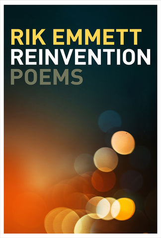 Reinvention by Rik Emmett, ECW Press