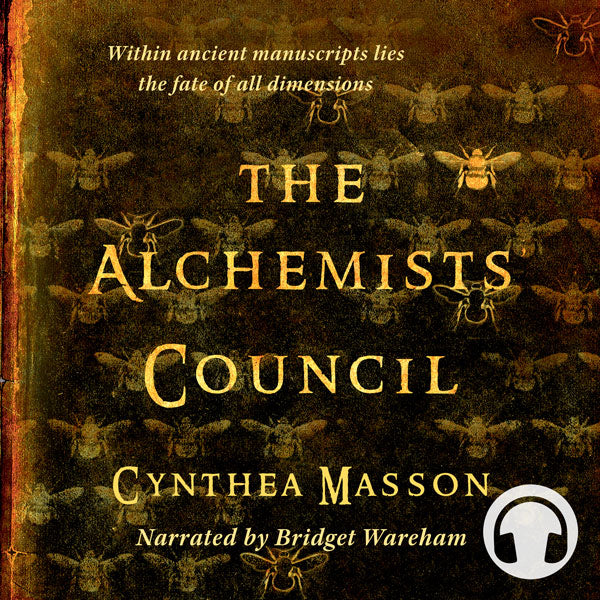 The Alchemists' Council by Cynthea Masson, narrated by Bridget Wareham, ECW Press