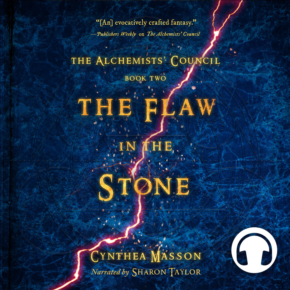 The Flaw in the Stone by Cynthea Masson, narrated by Sharon Taylor, ECW Press