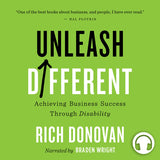 Unleash Different Audiobook by Rich Donovan, ECW Press