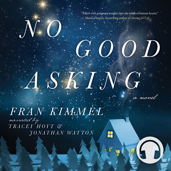 No Good Asking by Fran Kimmel, ECW Press