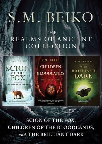 The Realms of Ancient Collection by S.M. Beiko, ECW Press