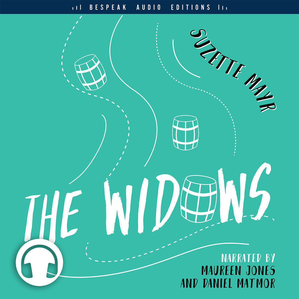 The Widows by Suzette Mayr, narrated by Maureen Jones and Daniel Matmor, ECW Press