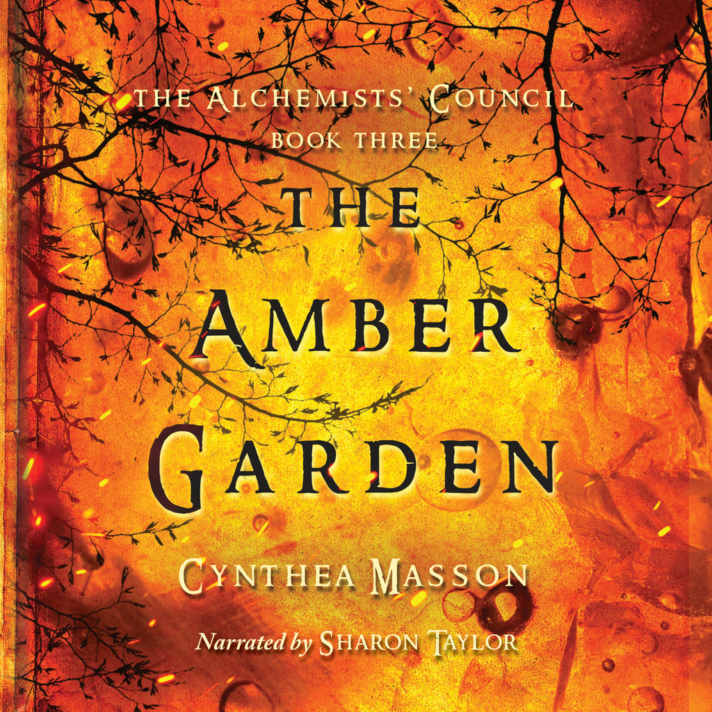 The Amber Garden by Cynthea Masson, read by Sharon Taylor, ECW Press