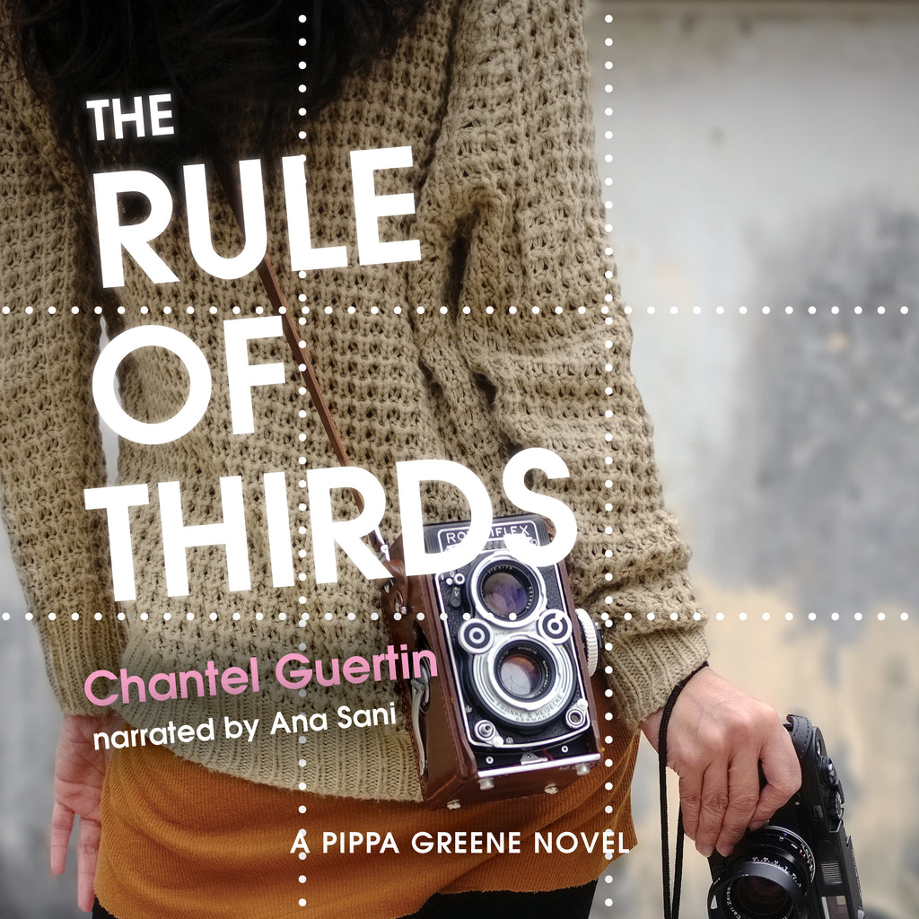 The Rule of Thirds by Chantel Guertin, read by Ana Sani, ECW Press