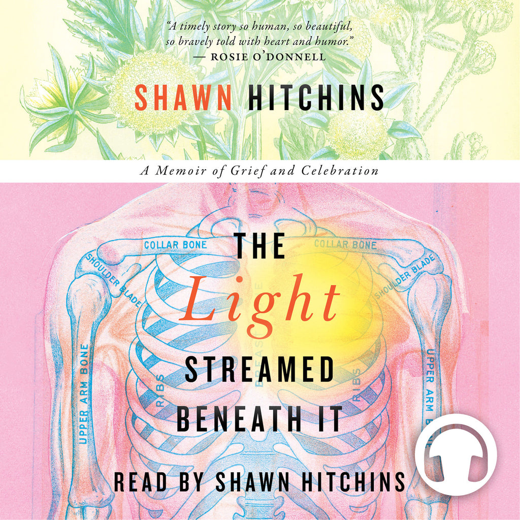 The Light Streamed Beneath It by Shawn Hitchins, read by the author, ECW Press