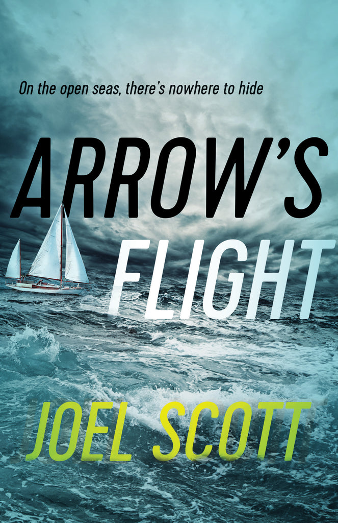 Arrow's Flight by Joel Scott, ECW Press