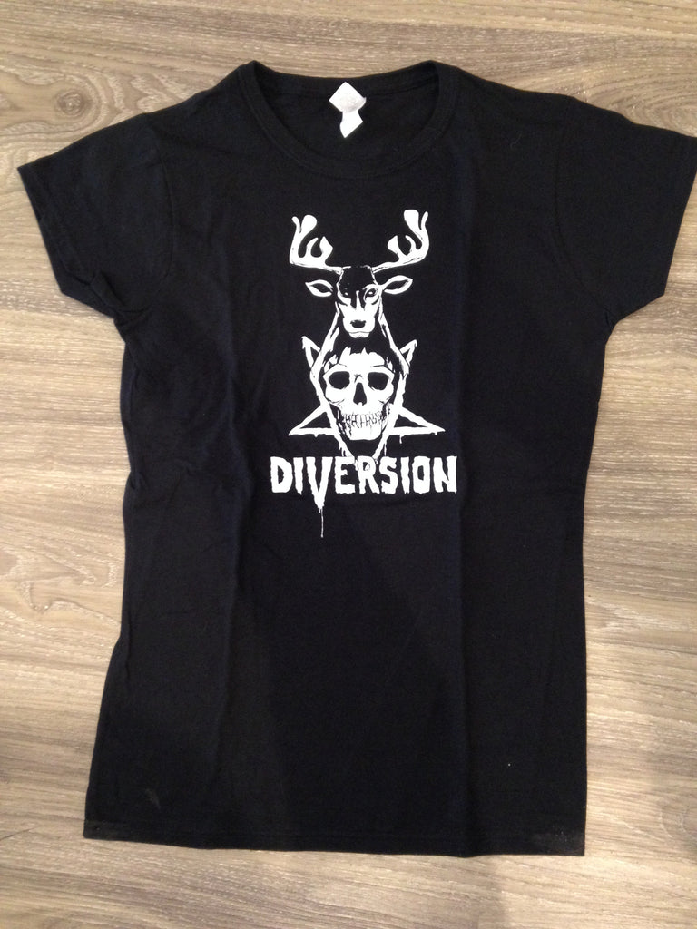 Diversion T-shirt (Women's) - ECW Press - 1
