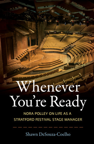 Whenever You're Ready by Shawn DeSouza-Coelho, ECW Press