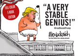 A Very Stable Genius: Full-Color Ebook Edition by Mike Luckovich, ECW Press