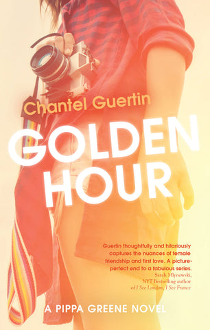Golden Hour by Chantel Guertin, ECW Press