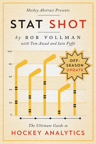 FREE DOWNLOAD: Stat Shot Off-Season Update - ECW Press
