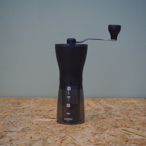 HARIO MINI SLIM Plus - Hand-Kaffeemühle - KOFFEINSHOP