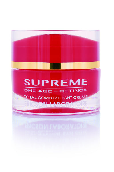 Supreme Total Comfort Light Cream