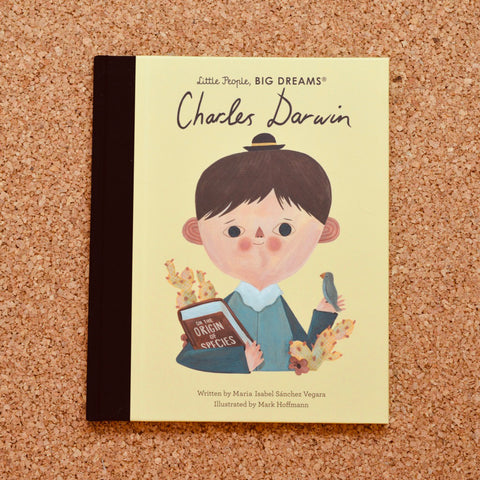 Little People Big Dreams - Charles Darwin