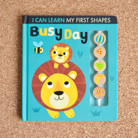 My First Shapes: Busy Day