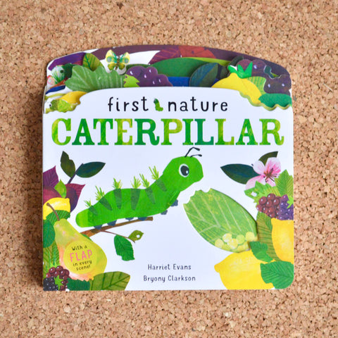 First Nature: Caterpillar