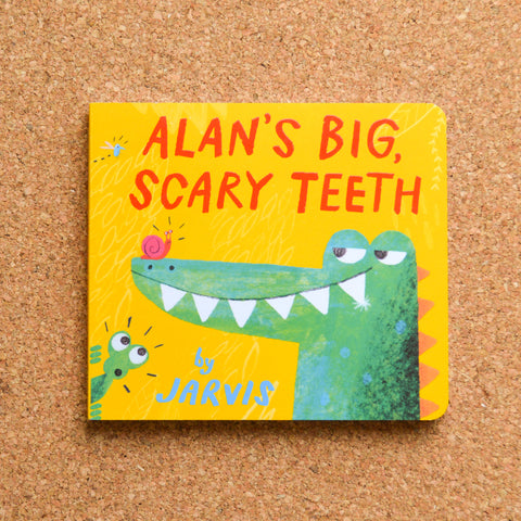 Alan's Big Scary Teeth