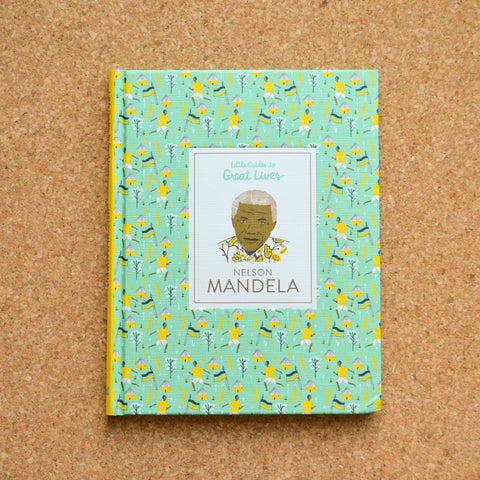 Nelson Mandela: Little Guide to Great Lives