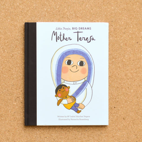 Little People Big Dreams - Mother Teresa