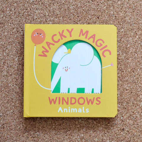 Wacky Magic Windows Animals