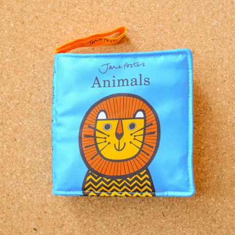 Animals: Baby's First Soft Cloth Book