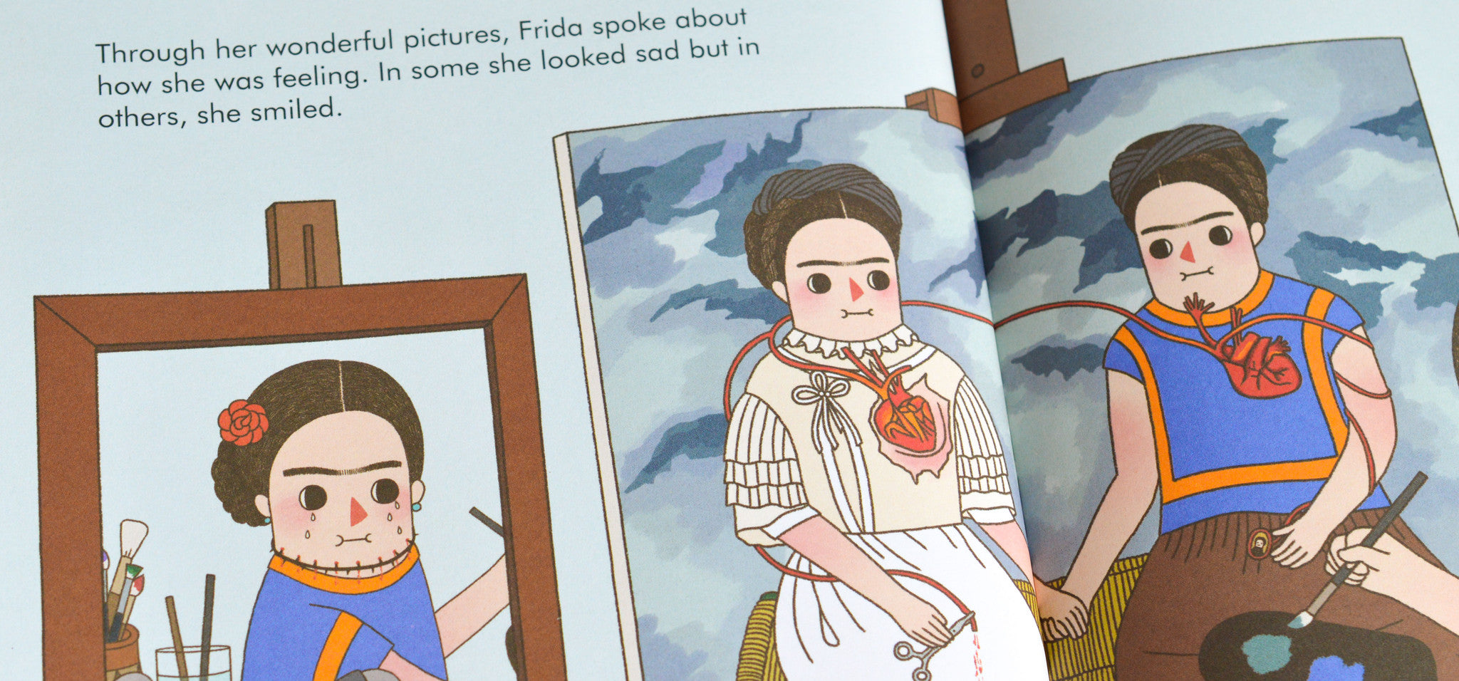 Little People Big Dreams - Frida Kahlo