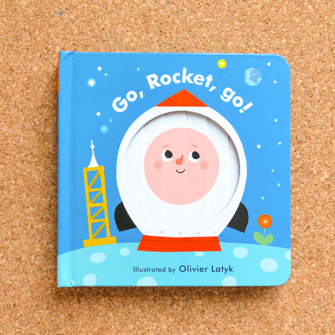 Little Faces: Go, Rocket, Go