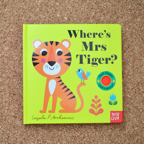 Where's Mrs Tiger?