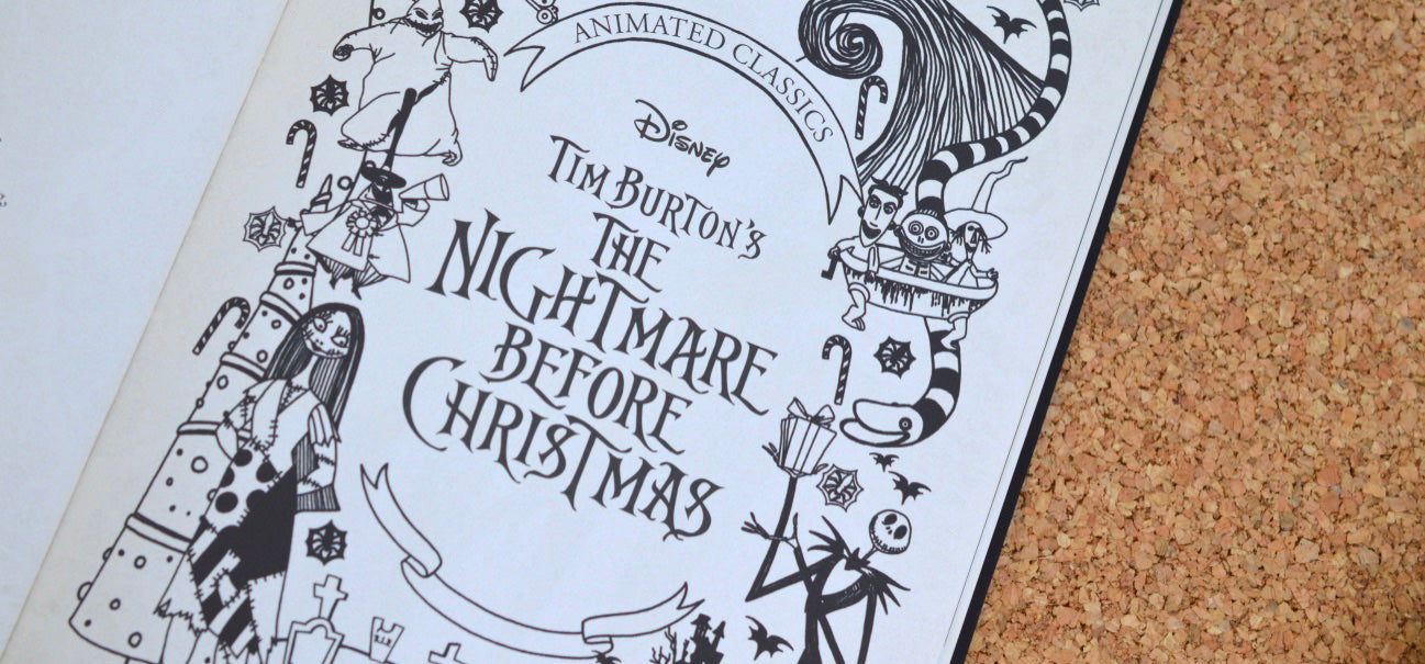 Tim Burton's The Night Before Christmas