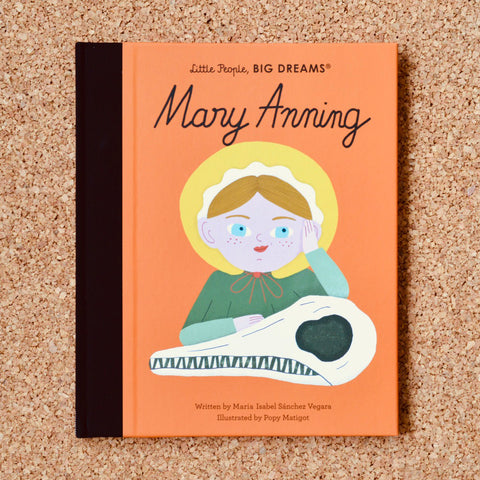 Little People Big Dreams - Mary Anning