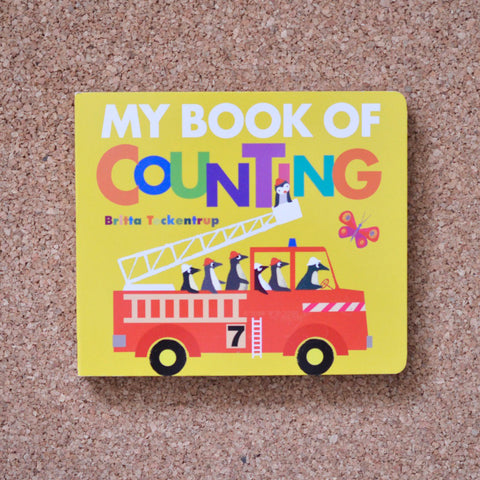 The Book of Counting