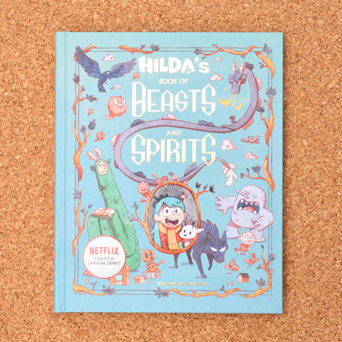 Hilda's Book of Beasts and Spirits PRE-ORDER
