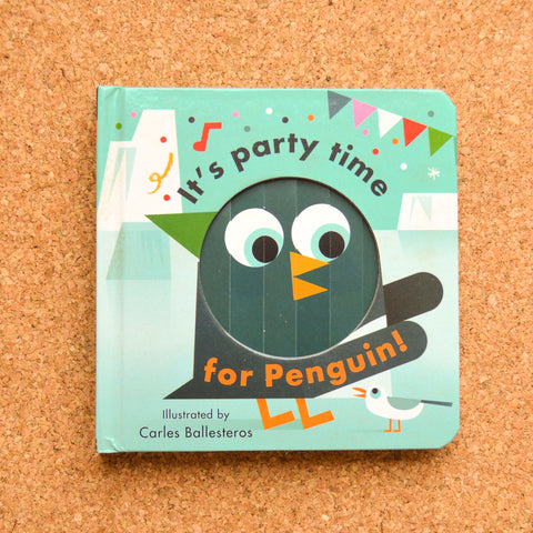 Little Faces: It's Party Time for Penguin