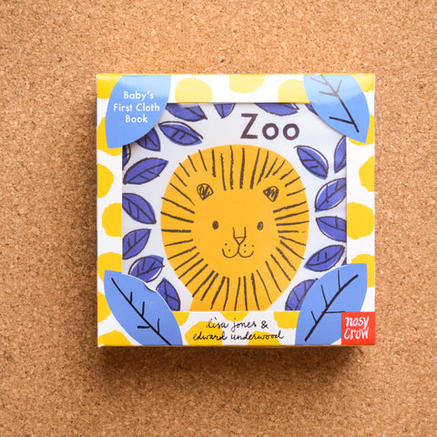Zoo: Baby's First Soft Cloth Book