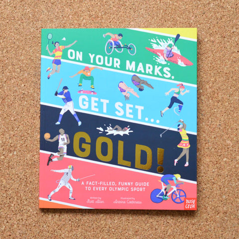 On Your Marks, Get Set...Gold!