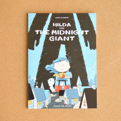 Hilda and the Midnight Giant (Book 2)