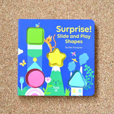 Surprise! Slide and Play Shapes