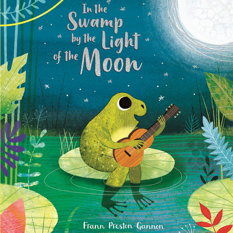 Saturday 6th April // Story Reading and Craft Session - In the Swamp by the Light of the Moon