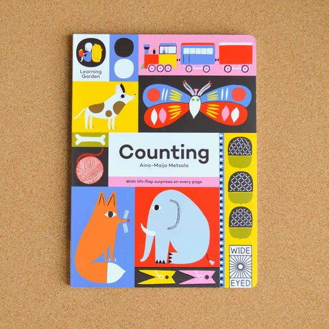 The Learning Garden - Counting