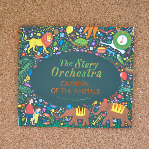 The Story Orchestra: The Carnival of the Animals