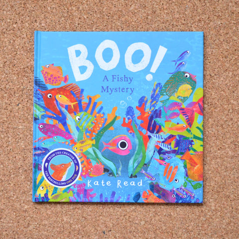 Boo! A Fishy Mystery