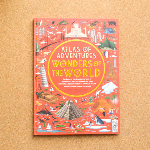 Atlas of Adventures - Wonders of the World