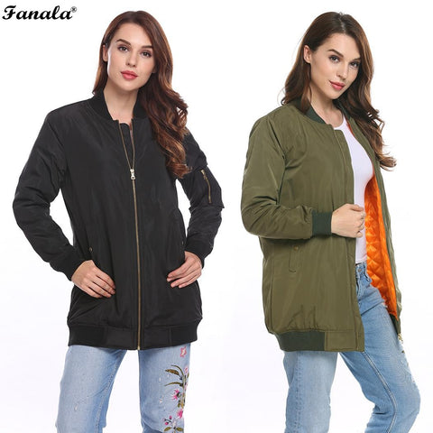 Winter Coat Women Parka 2017 Winter Jacket Women Zip Up Casual Solid Long Down Jackets with Pockets manteau femme hiver Black